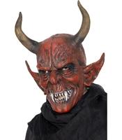 Masca Diavol cu coarne