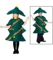 Costum Brad de Craciun copii 10-12 ani