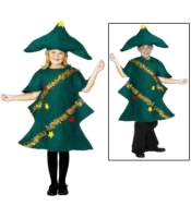 Costum Brad de Craciun copii 4-6 ani