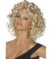 Peruca Sandy - blonda
