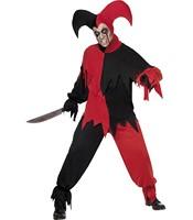 Costun Bufon Halloween marime M