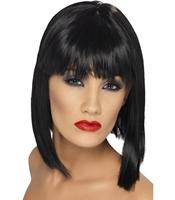 Peruca Glam bruneta