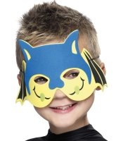 Masca Liliac Halloween pentru Copii