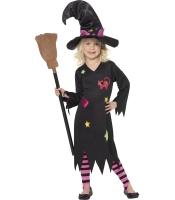 Costum Vrajitoare copii 4-6 ani