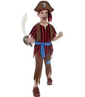 Costum Pirat baieti 4-6 ani