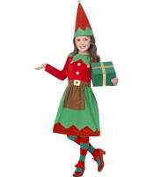 Costum Micul Ajutor al lui Mos Craciun fetite 7-9 ani