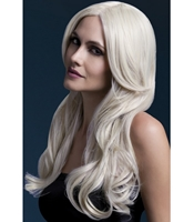 Peruca Khloe blonda