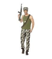 Costum Soldat L