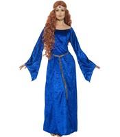 Costum Regina Medievala XL