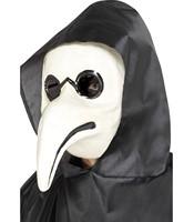 Masca Doctor Ciuma Alb