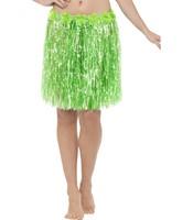 Fusta Hula Hawaii - Verde Neon