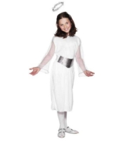Costum Ingeras copii 6-8 ani