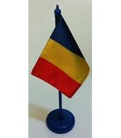 Stegulet Romania 15x10cm si suport