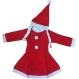 Costume Craciun - Costum Mos Craciun copii Costum Craciunita copii 4-6 ani
