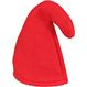 Accesorii Costume de Craciun Accesorii Costume adulti Caciula Elf rosie