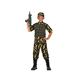HALLOWEEN Costume Halloween copii Costum Soldat 3-4 ani
