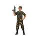HALLOWEEN Costume Halloween Barbati Costumatie Militar 7-9 ani