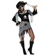 Halloween Costume Halloween Femei Costumatie pirat fantoma M-L
