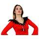 HALLOWEEN Accesorii Costume Colier Paianjen