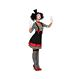 HALLOWEEN Costume Halloween Barbati Costumatii halloween - Costumatii Halloween Femei Costum Mim femei XS-S