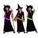 HALLOWEEN Costume Halloween copii Costumatii Copii | Costume Serbari Costum Vrajitoare fetite 3-4 ani