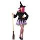 Halloween Costume Halloween Femei Costumatie Vrajitoare XS-S