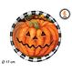 Decoratiuni si Farse Halloween Articole Party Halloween Decoratiuni Halloween | Articole Party Halloween Set 6 Farfurii Dovleac Halloween