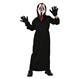 Costumatii halloween - Costumatii Halloween Barbati Costum Scream copii 7-9 ani