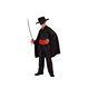 HALLOWEEN Costume Halloween copii Costum Erou Mascat Latin 7-9 ani