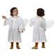 Costume Serbari Copii Costume Serbari Cadouri de Craciun | Costum Mos Craciun copii Costumatie inger bebelusi 6-12 luni