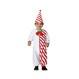 Costume Serbari Copii Costume Serbari Cadouri de Craciun | Costum Mos Craciun copii Costum Candy Cane bebelusi 6-12 luni