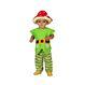 Costume Serbari Copii Costume Serbari Costumatii Copii - Costumatii Fetite Costumatie Elf Bebelusi 0-6 luni