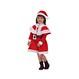 Costume Craciun Costum Mos Craciun copii Costumatie Craciunita fetite 3-4 ani