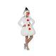 Costume Serbari Copii Costume Serbari Costumatie Om de Zapada fetite 5-6 ani