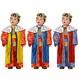 Costume Craciun Costum Mos Craciun copii Costum Rege Mag baieti 1-2 ani