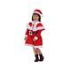 Costume Craciun Costum Mos Craciun copii Costume Serbari Copii - Costume Serbari Costum Craciunita fetite 7-9 ani