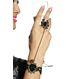 HALLOWEEN Accesorii Costume Bratara Gothic Spider
