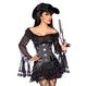 Halloween Costume Pirat Bluza Pirat S