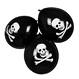 Decoratiuni si Farse Halloween Baloane Halloween Decoratiuni Halloween | Baloane Halloween Set 6 Baloane Schelete