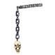 HALLOWEEN Alte Accesorii Decoratiuni si Farse | Diverse Halloween Buzdugan Skull 90 cm