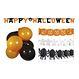 Decoratiuni si Farse Halloween Baloane Halloween Set decoratiuni Halloween baloane si ghirlande