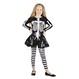 HALLOWEEN Costume Halloween copii Costumatie Schelet pentru Fetite  4-6 ani