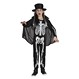 HALLOWEEN Costume Halloween copii Costum Schelet copii 7-9 ani