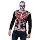 HALLOWEEN Costume Halloween Barbati Costumatii halloween | Costumatii Halloween Barbati Bluza Fotorealista Schelet M/L