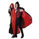 HALLOWEEN Pelerine Halloween Pelerina cu 2 fete negru/rosu 170cm