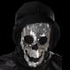 HALLOWEEN Masti Halloween Masca Schelet cu gluga