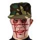 HALLOWEEN Masti Halloween Masca Grilled Zombi
