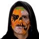 HALLOWEEN Masti Halloween Masca transparenta Halloween