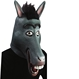 HALLOWEEN Masti Halloween Costume Adulti Carnaval - Animale Masca Magar