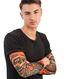 HALLOWEEN Accesorii Costume Maneci Cu Tatuaje